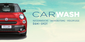 JETZT NEU im Autohaus Damisch: Autoaufbereitung