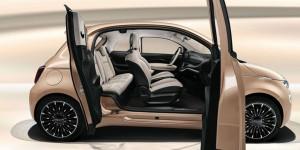 Preise, Ausstattung und Bestellung zum neuen Fiat 500 Elektro und 3+1